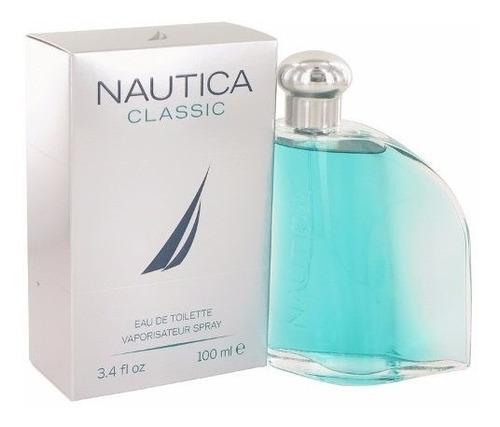 perfume nautica classic caballero 100ml