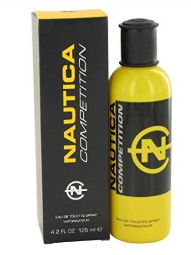 perfume nautica competition 125 ml original