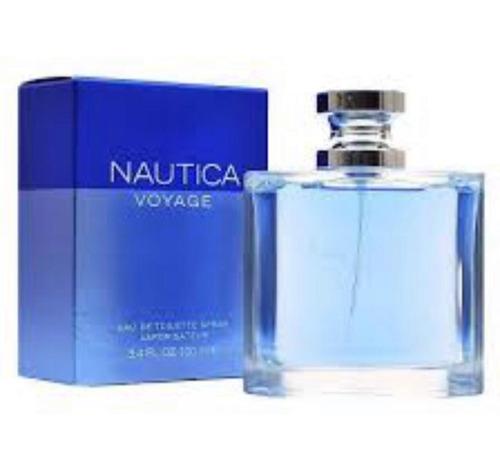 perfume nautica de caballero 100ml. original