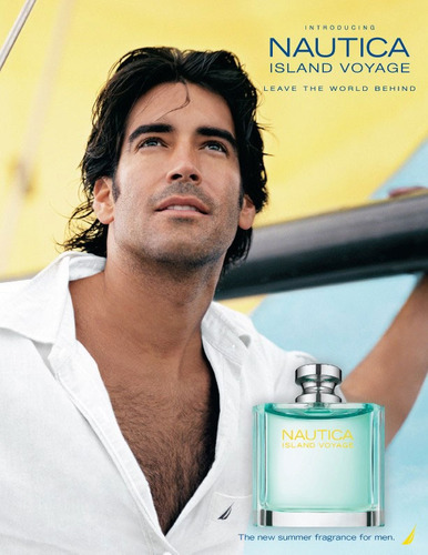 perfume nautica island voyage 100ml