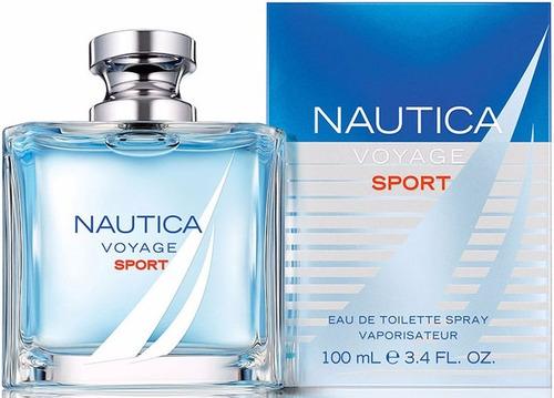 perfume náutica life energy original 100 ml envio hoy