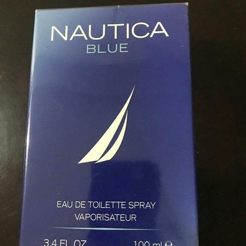 perfume náutica original
