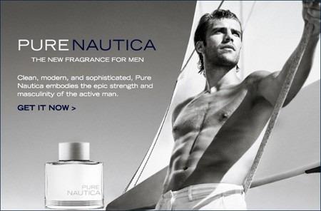 perfume nautica pure caballero original