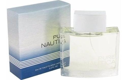 perfume nautica pure original 100ml (25$)