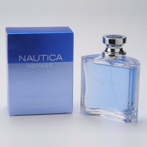 perfume nautica voyage men -- 100% original (100ml)