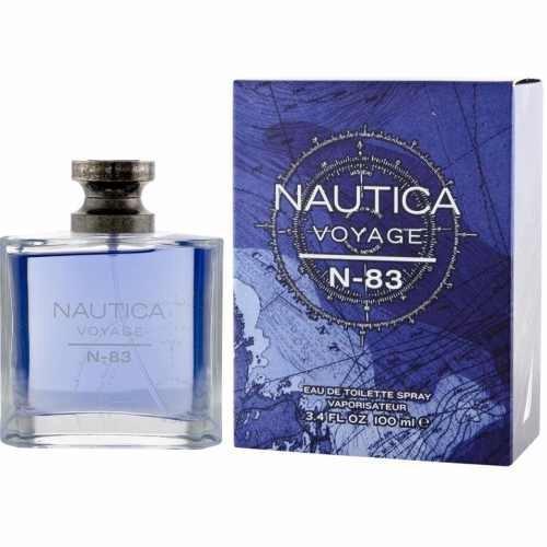 perfume nautica voyage n-83 100 ml men