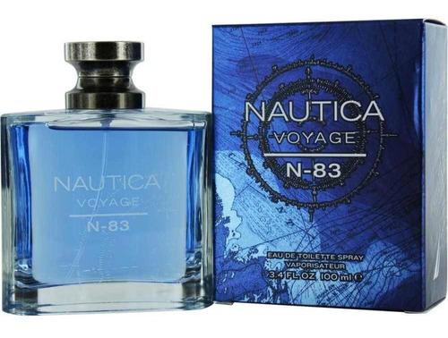 perfume nautica voyage n-83 100ml. para caballeros