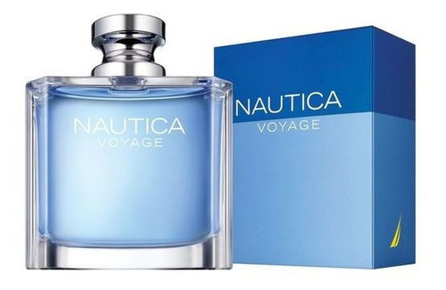perfume nautica voyage original ( real )