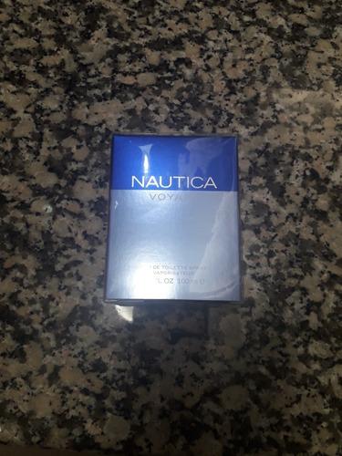 perfume náutica voyager original traído de usa 25 vrd