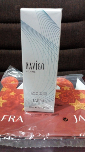 perfume navigo jafra
