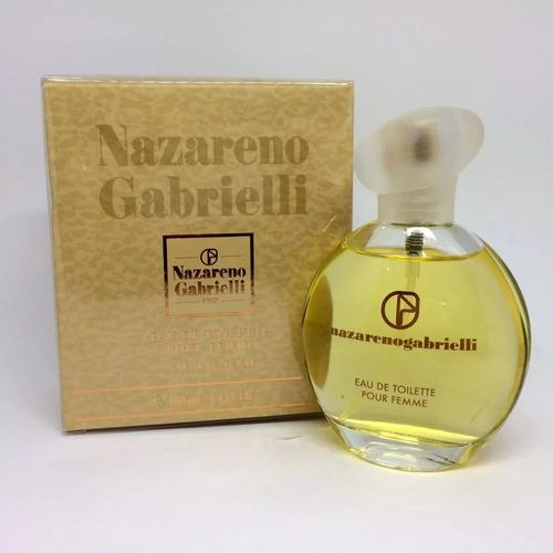 perfume nazareno gabrielli pour femme 100ml feminino oferta.