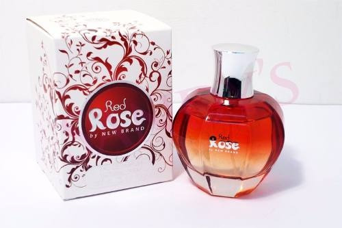 perfume new brand red rose