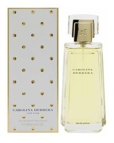 Herrera York Perfume Dama Edp 100ml New Carolina R4j5AL