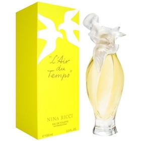 Perfume Nina Ricci L Air Du Temps Orig - mL a $2250
