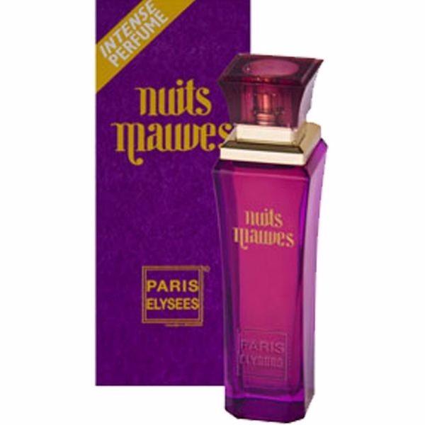d172aa326 Perfume Nuits Mauves Feminino 100ml Paris Elysees - Euphoria - R  37 ...