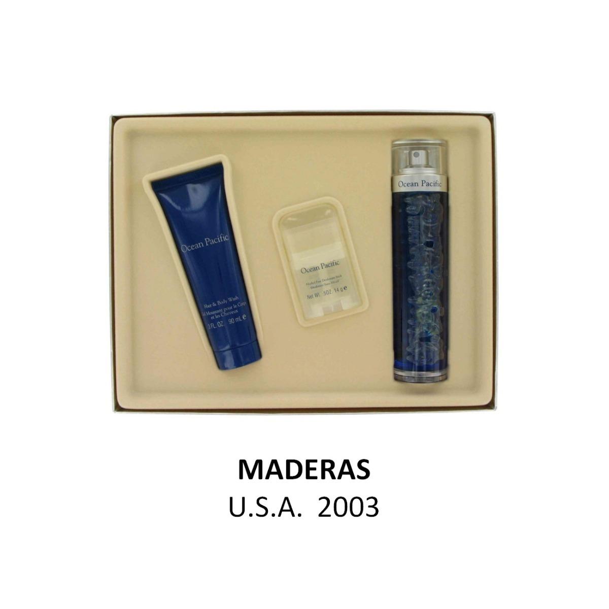 75e0f9ff438 Características. Marca Ocean Pacific  Nombre del perfume BAHAMA ...