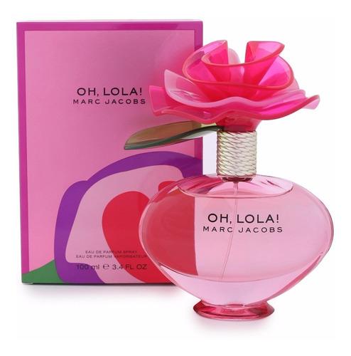 perfume oh lola by marc jacobs eau de parfum 100 ml dama