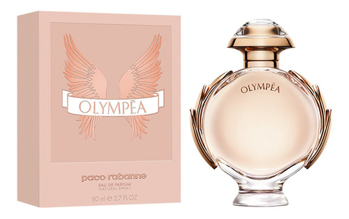 perfume olympéa eau de parfum 80ml feminino paco rabanne