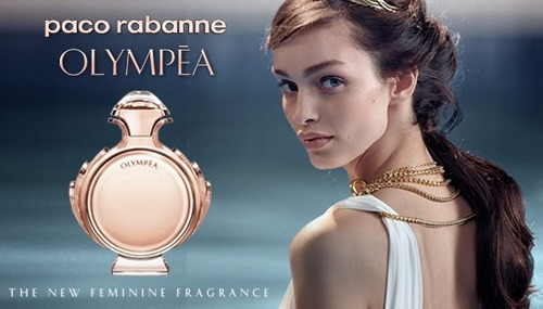 perfume olympea p rabanne 100 ml..importado envio gratis!!!