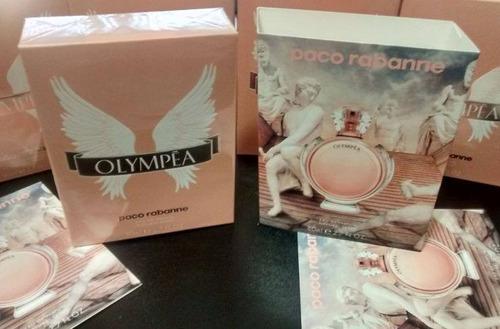 perfume olympea p rabanne 80ml..importado envio gratis!!!
