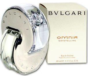 perfume omnia crystalline  by  bvlgari  mujer 65 ml original