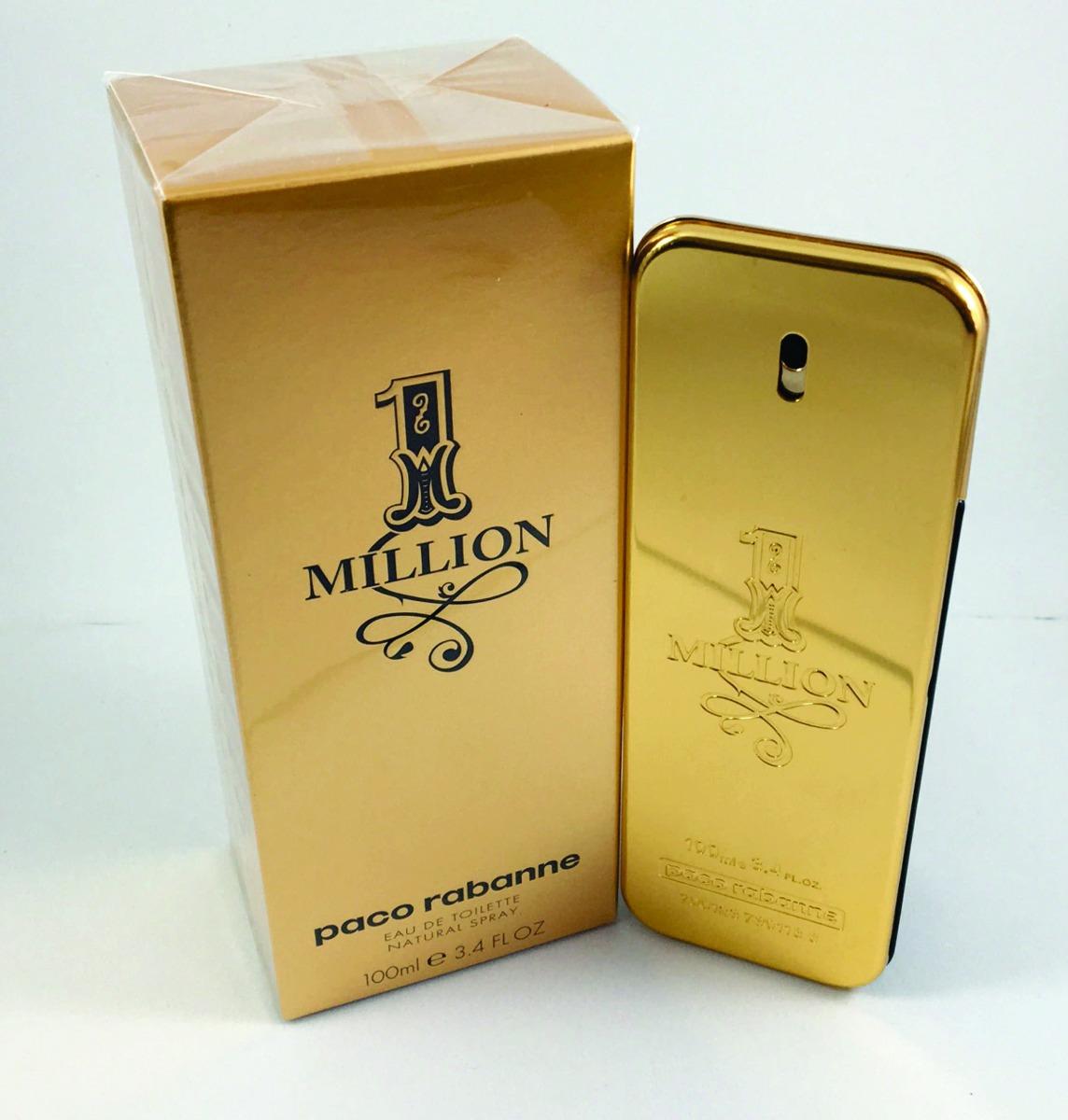 ffcfbecfbd perfume one million 100ml original lacrado + nota fiscal. Carregando zoom.