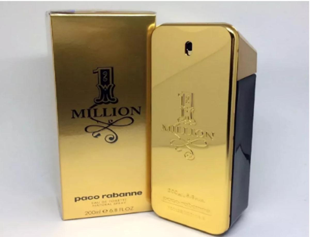 d2b09f008f perfume one million 100ml paco rabanne original promoção. Carregando zoom.