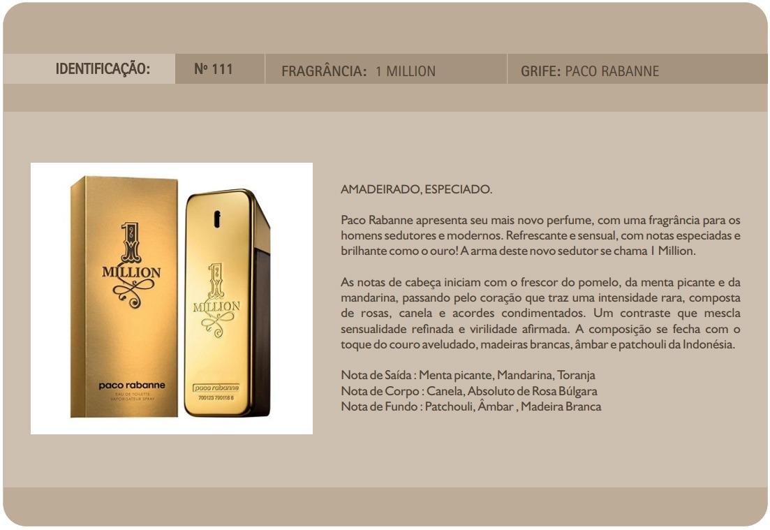 7795b8895 Perfume One Million E Invictus Extrato Parfum Alta Fixação - R$ 47 ...