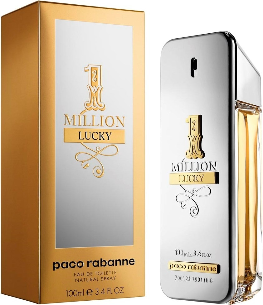 fea6f41035 perfume one million lucky masculino eau de toilette 100ml. Carregando zoom.