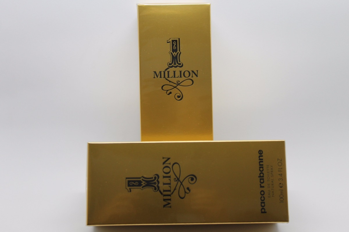 00889e6d28 Perfume One Million Masculino 100ml Original Promocao - R$ 301,46 em ...