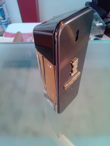 perfume one million prive men 100 + 10 ml paco rabanne