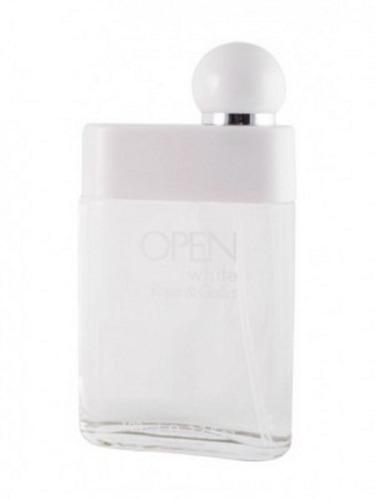perfume open white by roger & gallet edt 100ml original masc