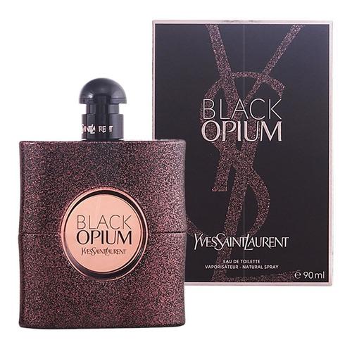 perfume opim black edt 90ml yves saint laurent