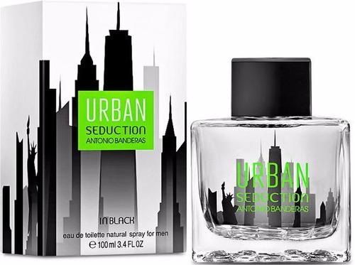 perfume original antonio banderas urban seduction 100 ml