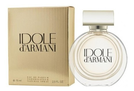 suche nach neuestem angemessener Preis verschiedene Stile Perfume Original Armani Idole Eau De Parfum 75 Ml Unico!