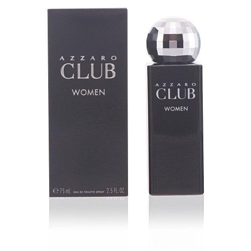 perfume original azzaro club dama edt 75 ml sairam