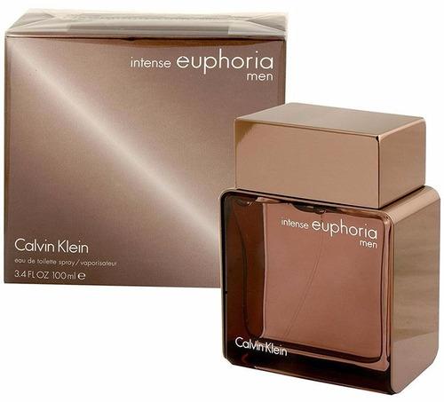 perfume original calvin klein euphoria intense envio hoy