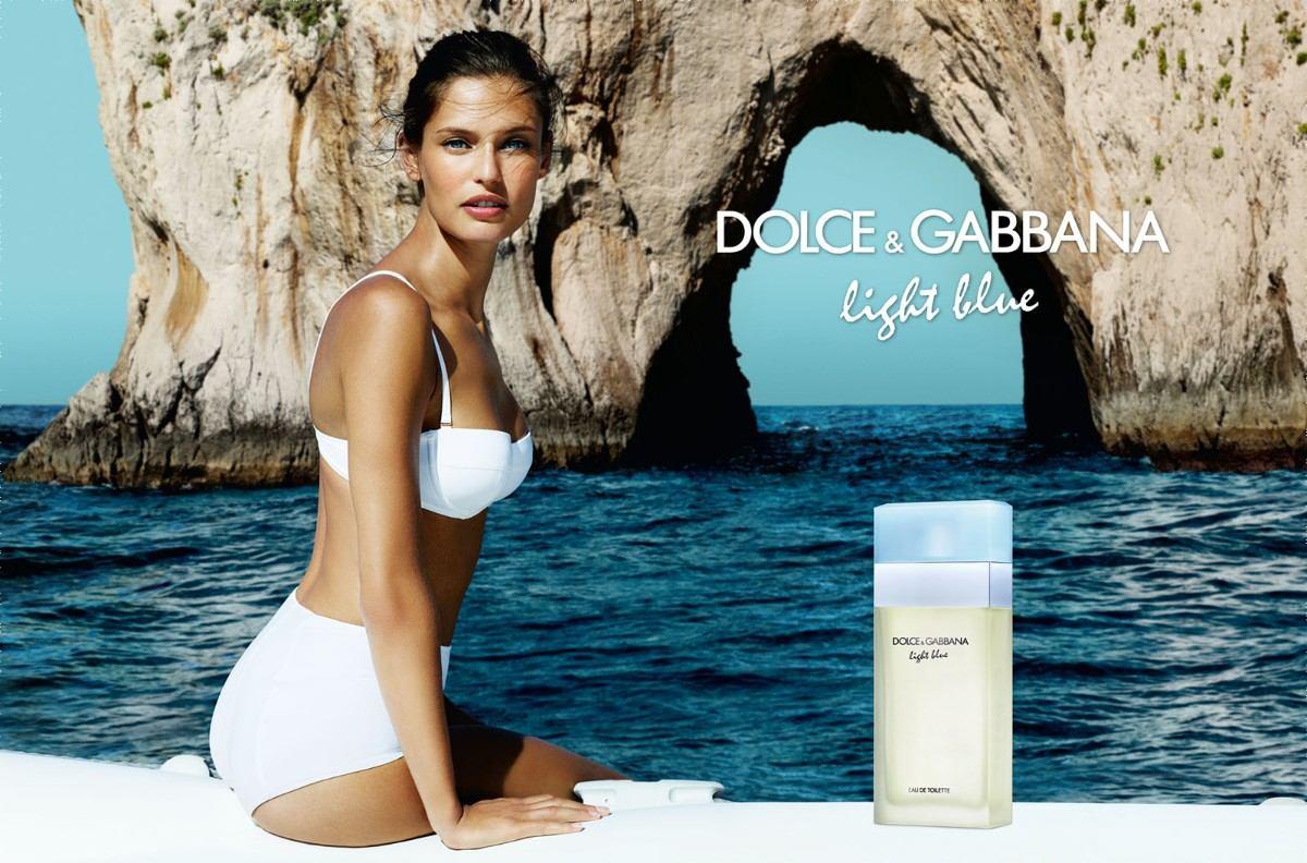 Perfume Original Dolce Amp Gabbana Light Blue Feminino 100ml