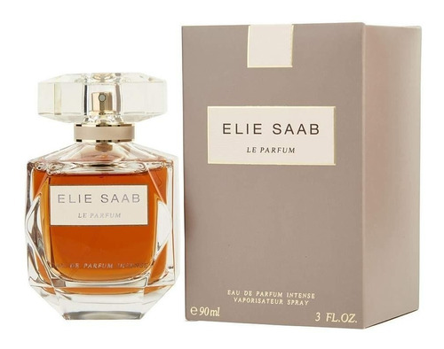 perfume original elie saab intense - decant 5ml