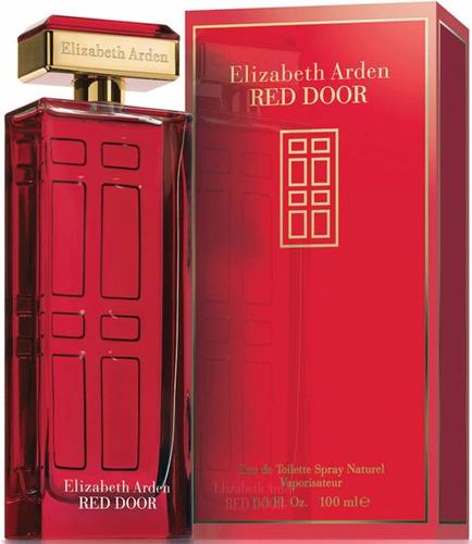 perfume original elizabeth arden red door 100 ml envio hoy