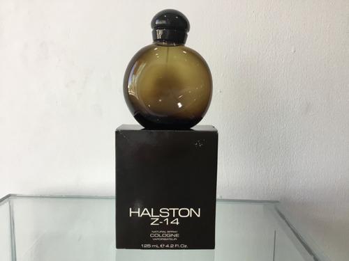 perfume original halston z-14 caballero 125ml