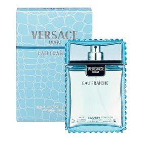 Perfume Original Hombre De Versace Eau De Fraiche 100 Ml