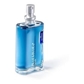 Perfume Original Importado Colombia Blue & Blue For Him 75ml