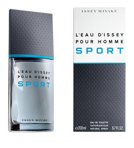 perfume original -- issey miyake sport caballero 200ml
