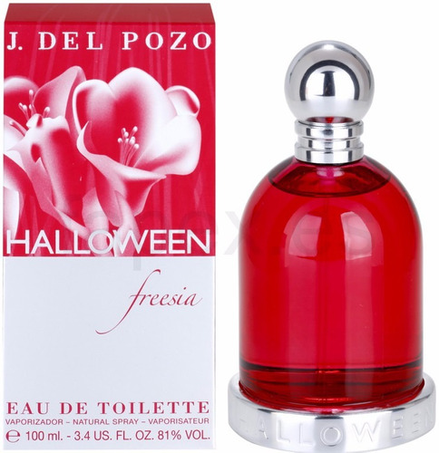 perfume original jesus del pozo halloween 100 ml envio hoy