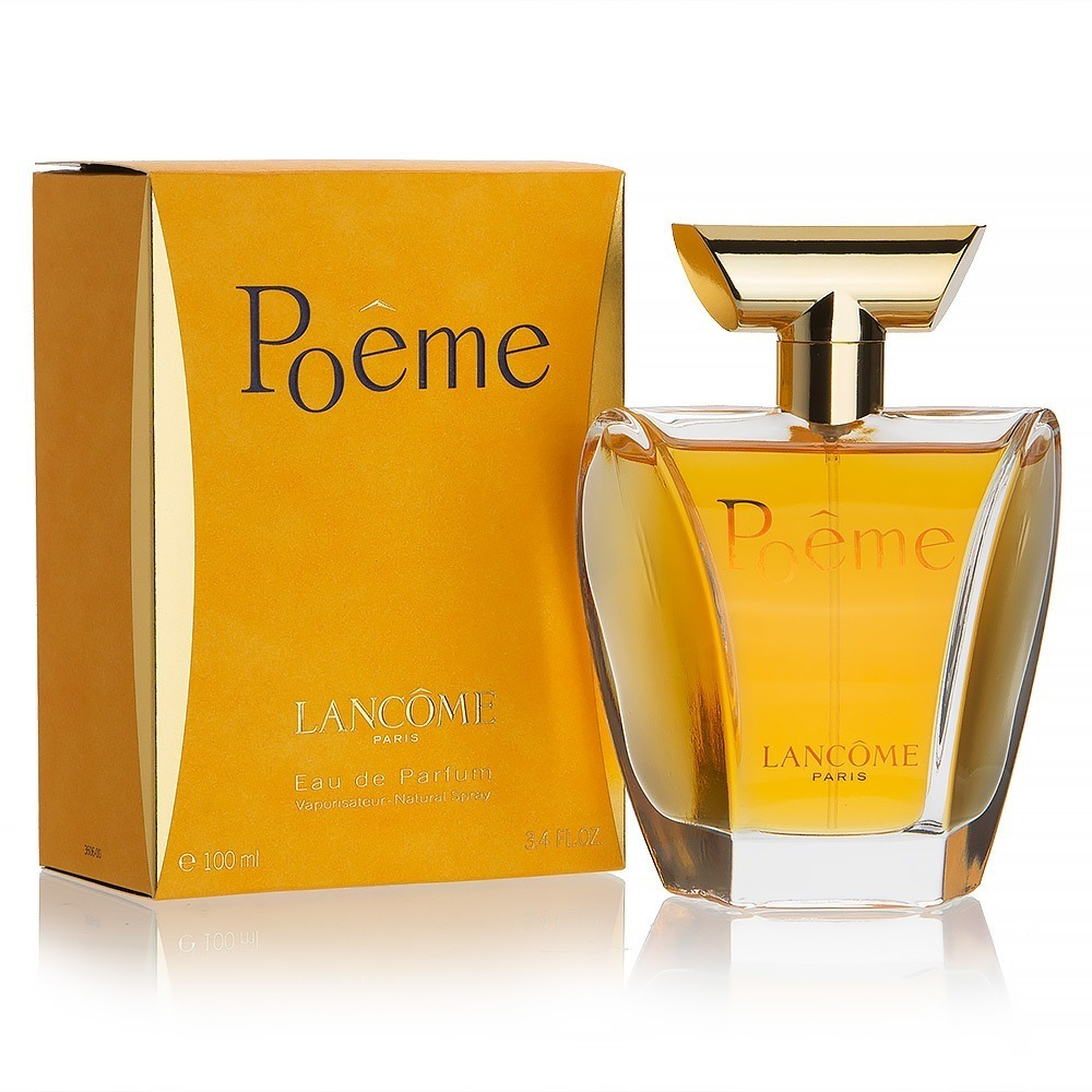 Perfume Original Lancome Poeme Edp 100ml