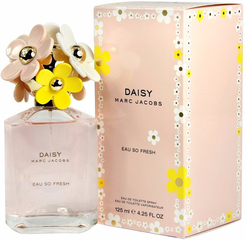 perfume original marc jacobs daisy eau so fresh mujer 100 ml