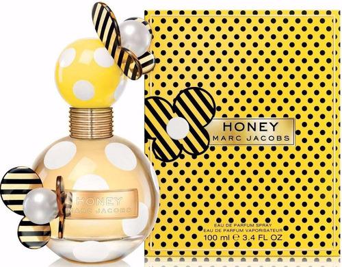 perfume original marc jacobs honey mujer 100 ml envio hoy