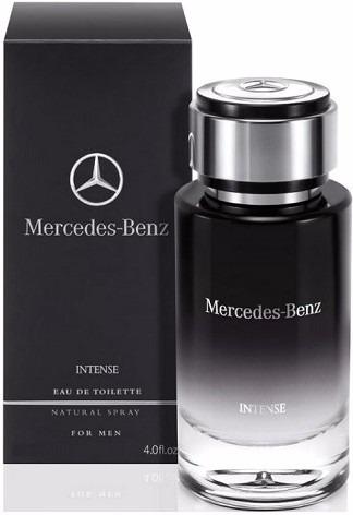perfume original mercedes benz intense 120 ml envio hoy