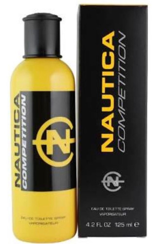 perfume original nautica compettition 4.2 oz men